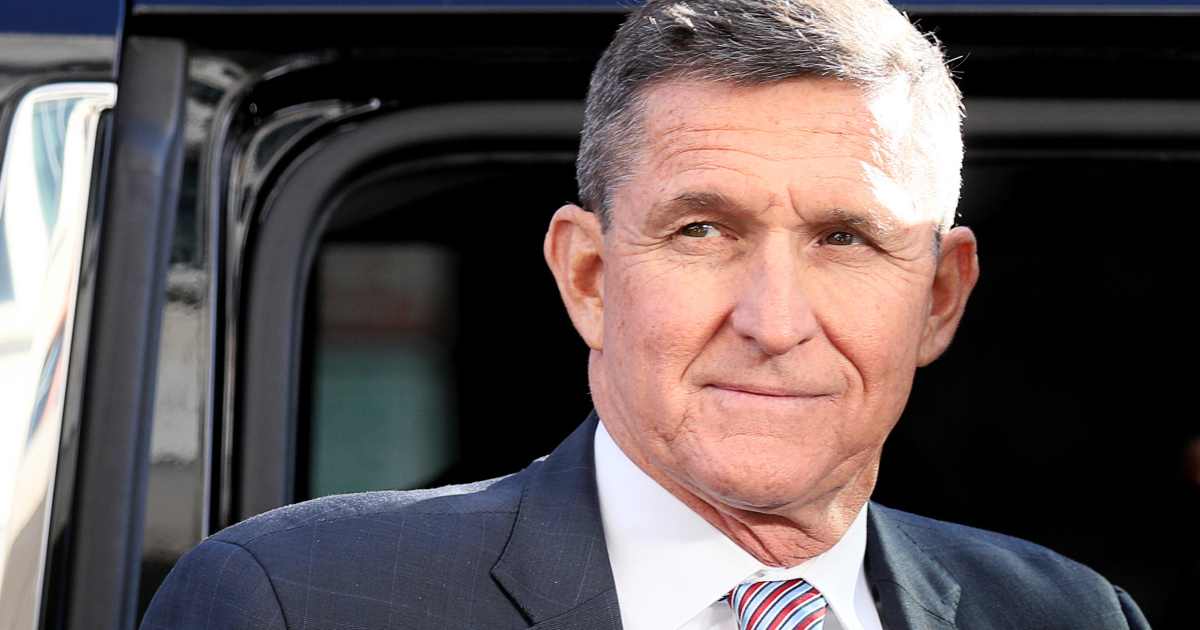 Judge dismisses case against former US Security Advisor Flynn