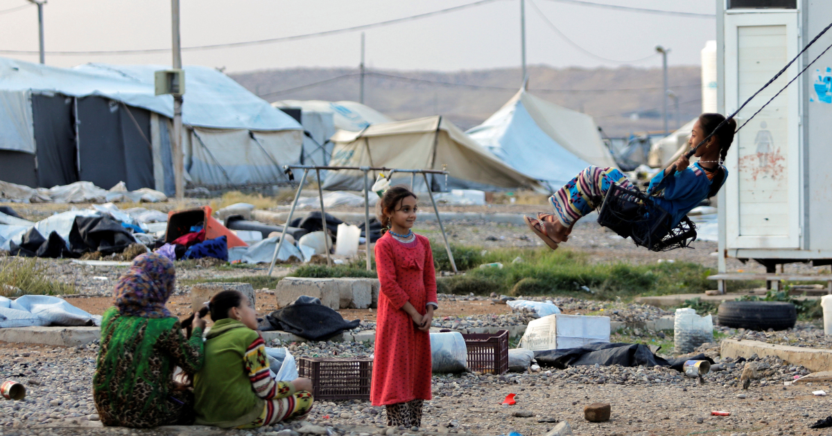 Number of displaced people globally tops 80 million in 2020: UN
