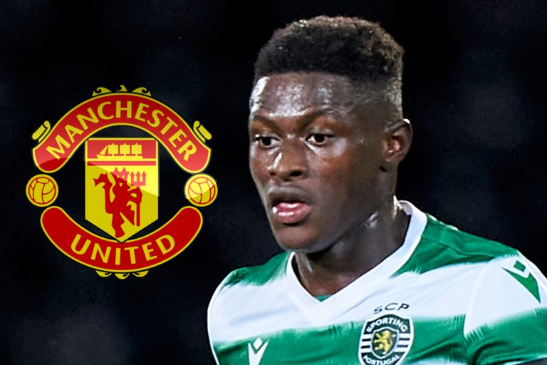 Man Utd still keen on Nuno Mendes transfer with 18-year-old left-back eyed from Sporting Lisbon despite Alex Telles move