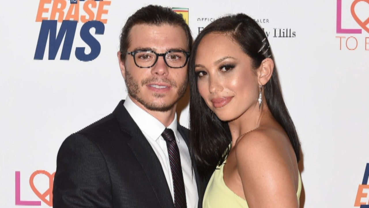 Cheryl Burke Opens Up About Abusive Relationships In Her Past And Gushes Over Her Husband – Check Out The Video!