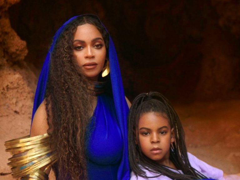 Blue Ivy Carter Is Now A Grammy-Nominated Artist — Beyonce's Daughter Earns Nomination For 'Brown Skin Girl' And She's Only Eight-Years-Old