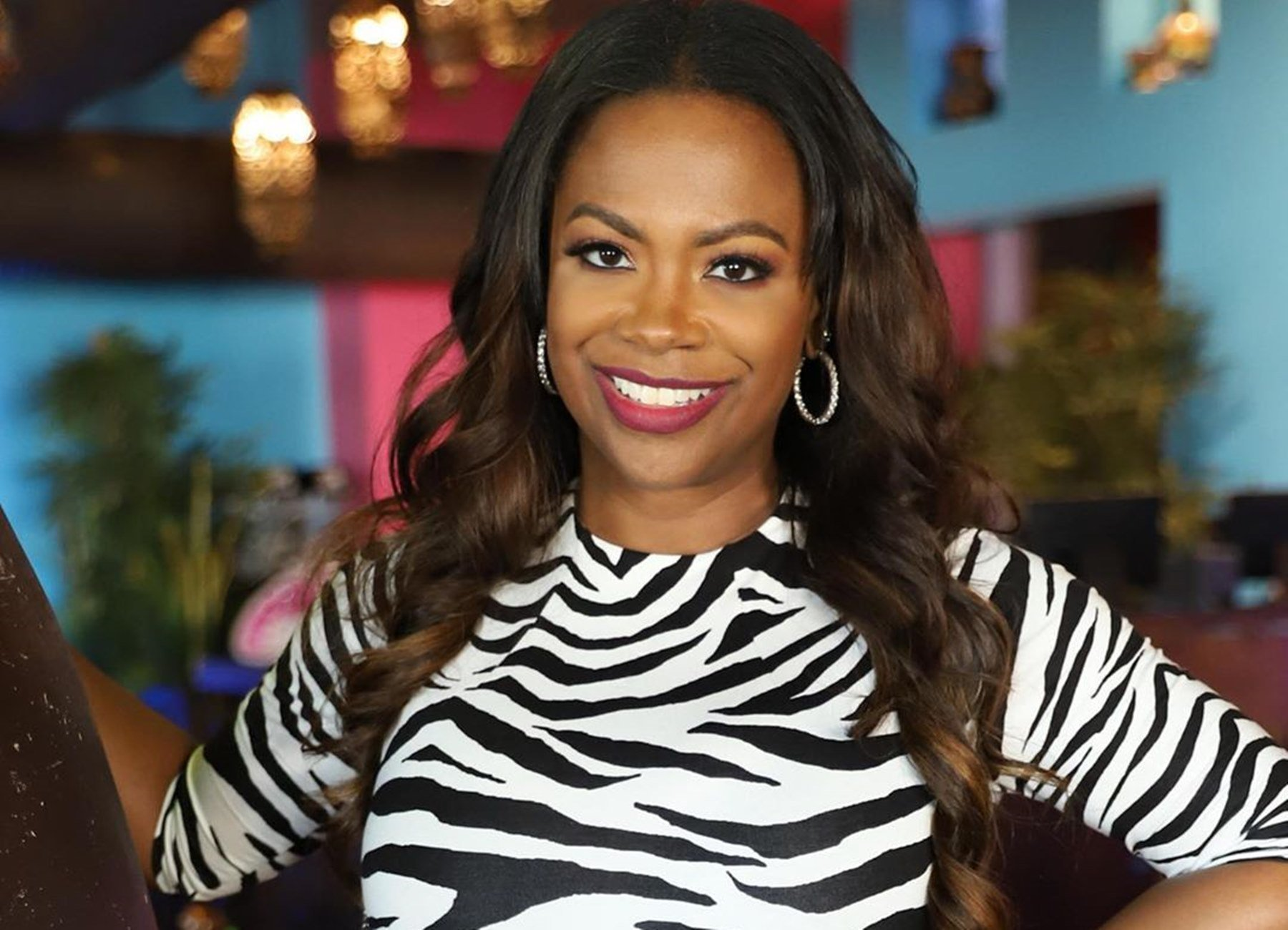 Kandi Burruss' Video Featuring Ace Wells Tucker Will Make Fans Smile