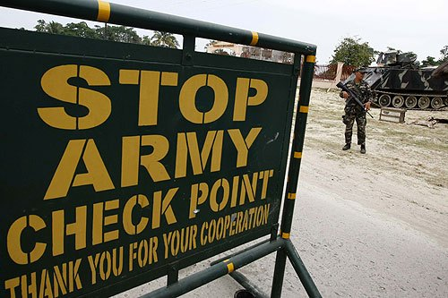 Philippine army under fire over alleged war crime after killing