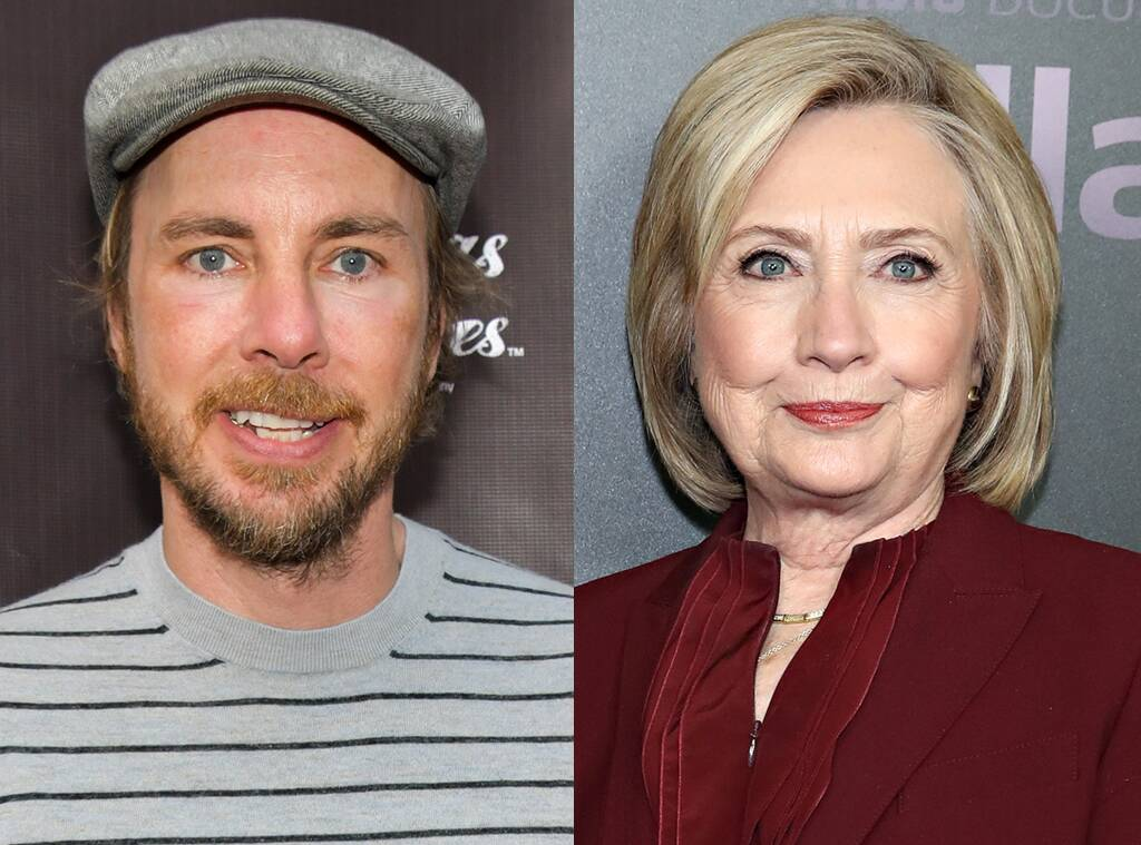Dax Shepard Admits His Biggest Fear Is Making Mistakes As A Girl Dad – Asks Podcast Guest Hillary Clinton For Advice!