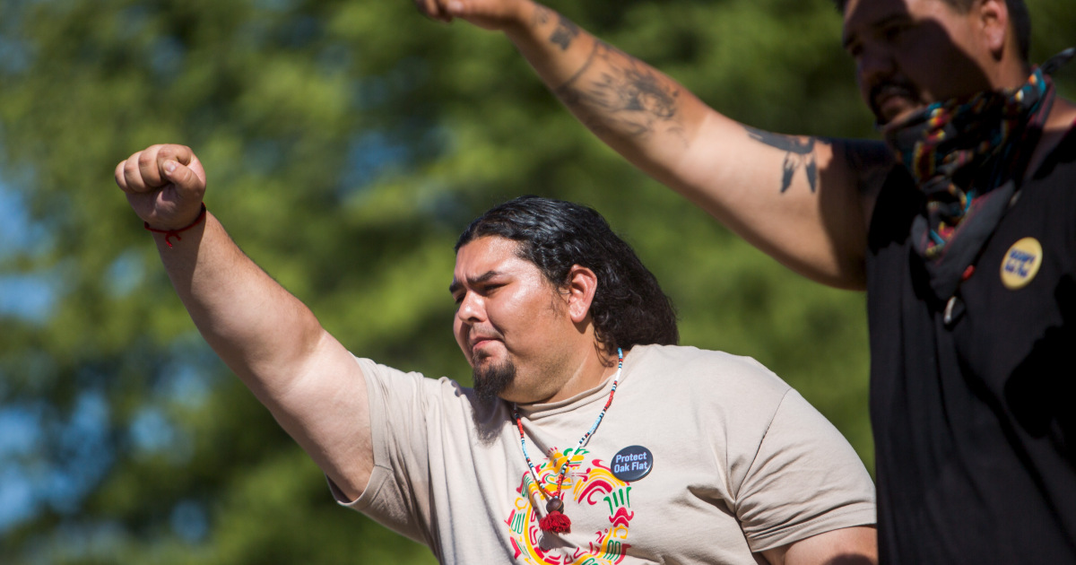 US to approve Arizona mine land deal Indigenous group opposes