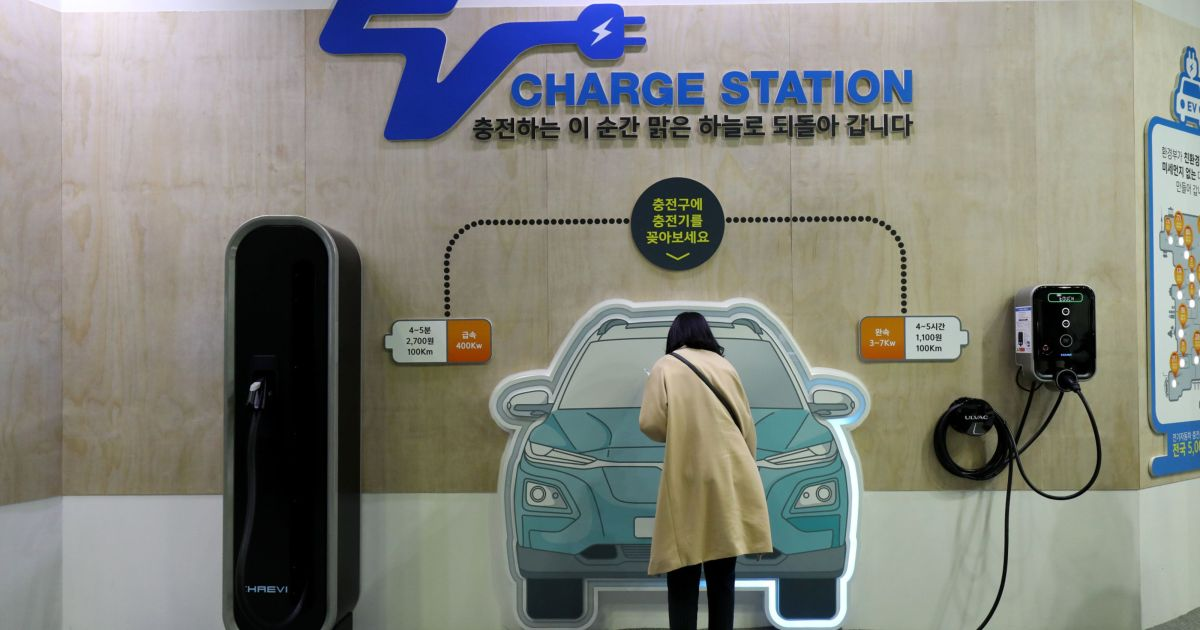 Building back better in South Korea with green, digital tech