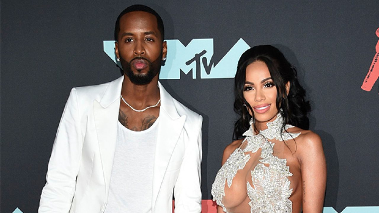 Safaree Still Cannot Believe He's A Father – See His Sweet Photo With Safire Majesty