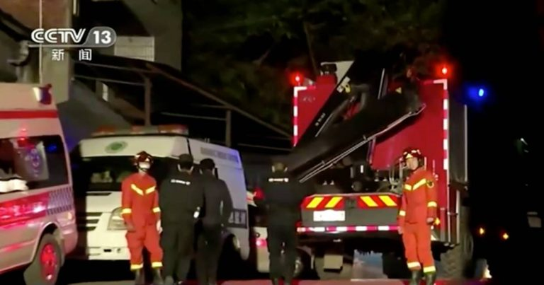 Several killed in coal mine accident in China's Chongqing