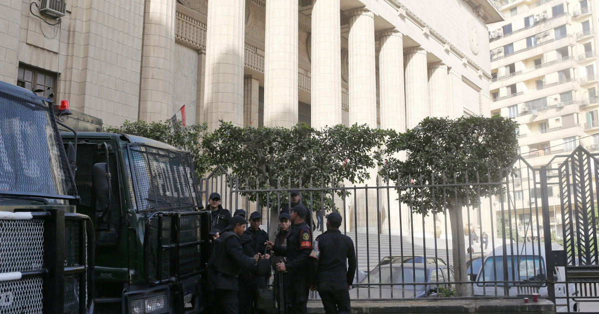 'Case 173': Egypt closes decade-old NGO foreign funding case