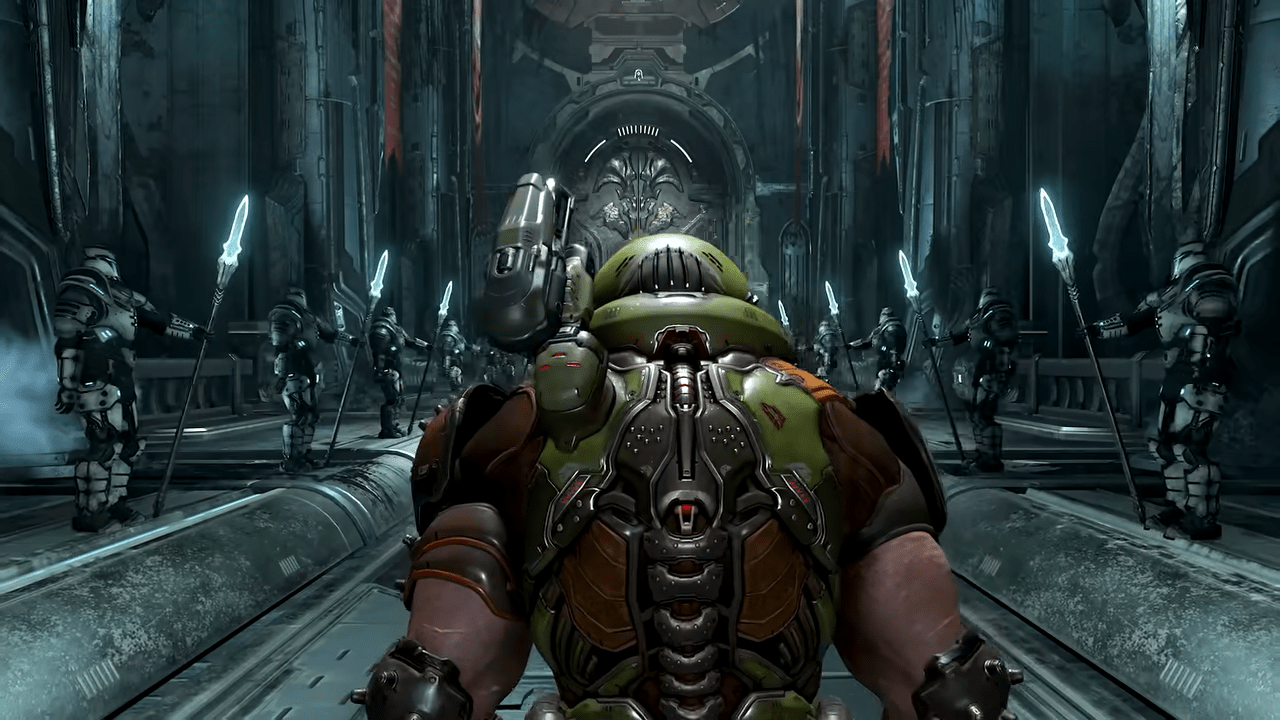 Doom Eternal Releases On The Nintendo Switch On December 8th, Bethesda Announces