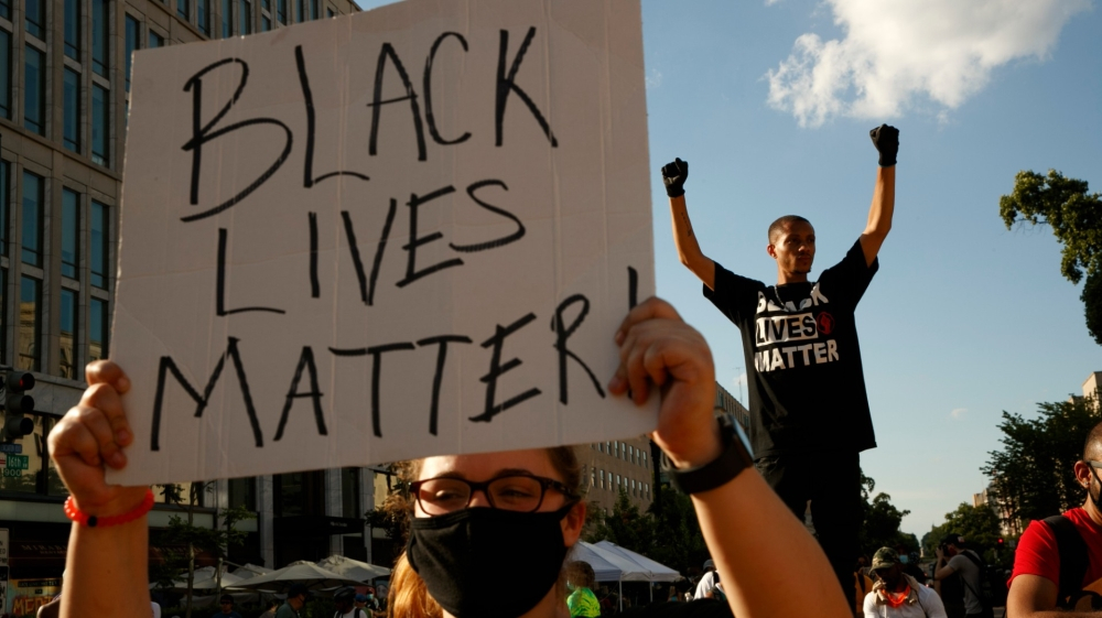 Police guide that calls BLM a 'terrorist' group draws outrage