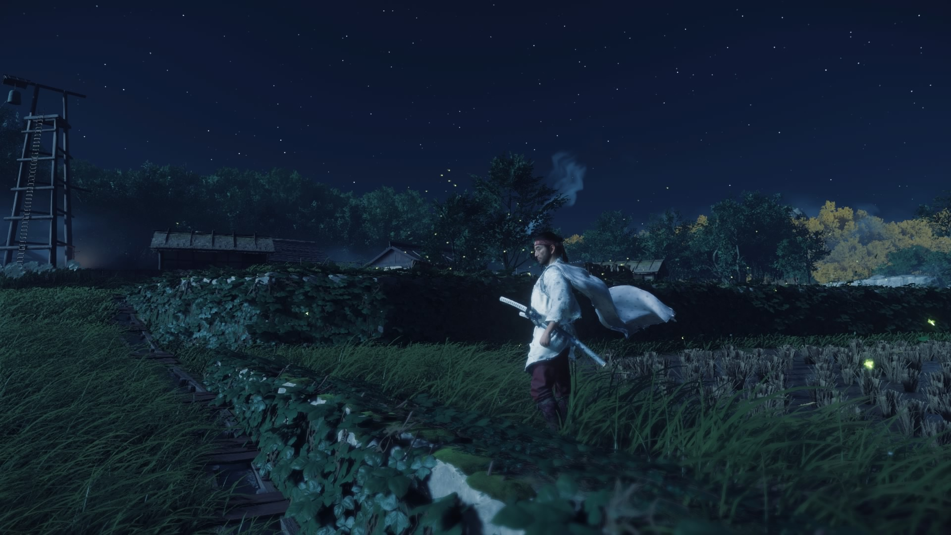 Sucker Punch Productions Ghost of Tsushima Wins The Player's Voice Award For 2020