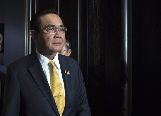 Thai PM wins crucial legal battle amid renewed protests
