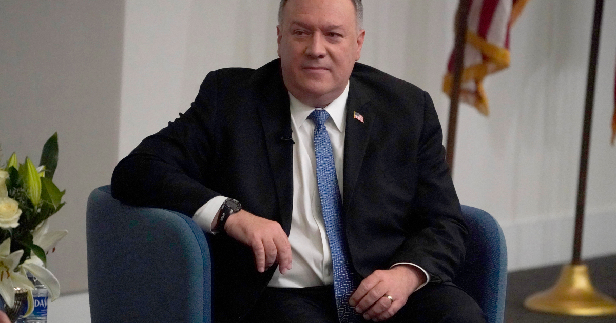 Pompeo urges US universities to scrutinise Chinese students