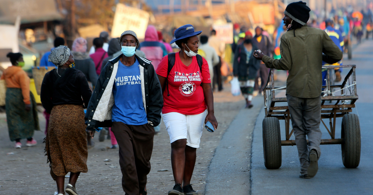 Zimbabwe tightens gathering limits as COVID-19 cases rise