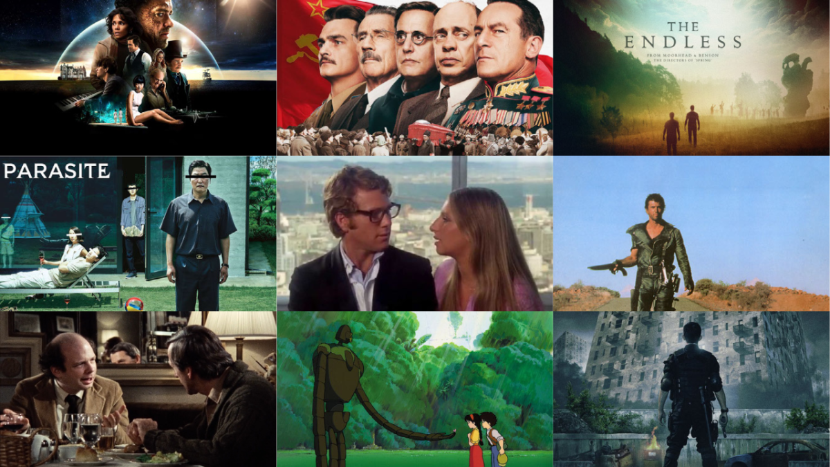 My Friends' Movie Club: Reviewing the first 30