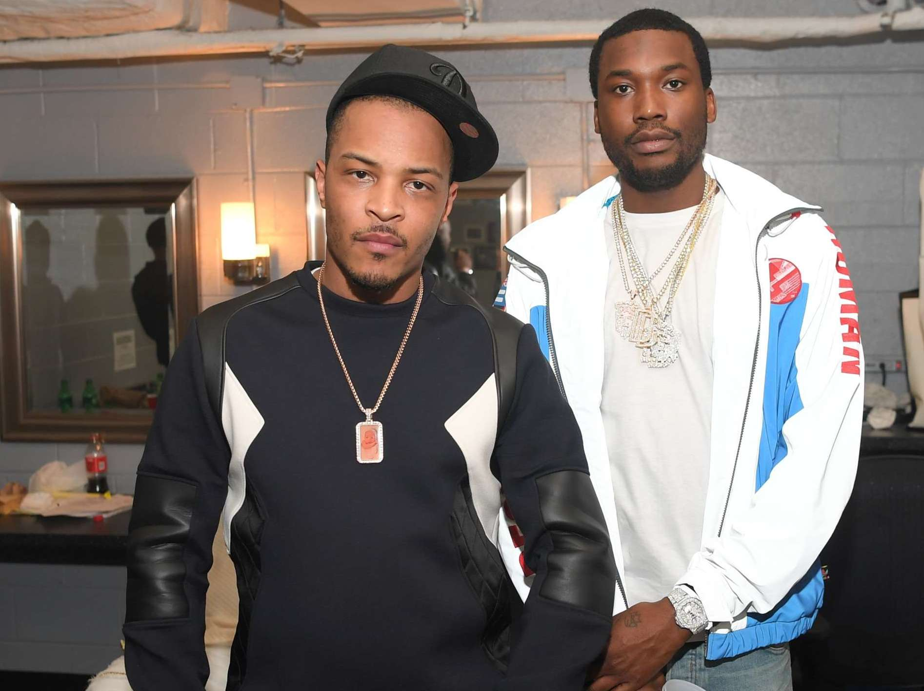 T.I. Posts Throwback Pic Of Him And Meek Mill – Reminisces About Their Long-Lasting Friendship!
