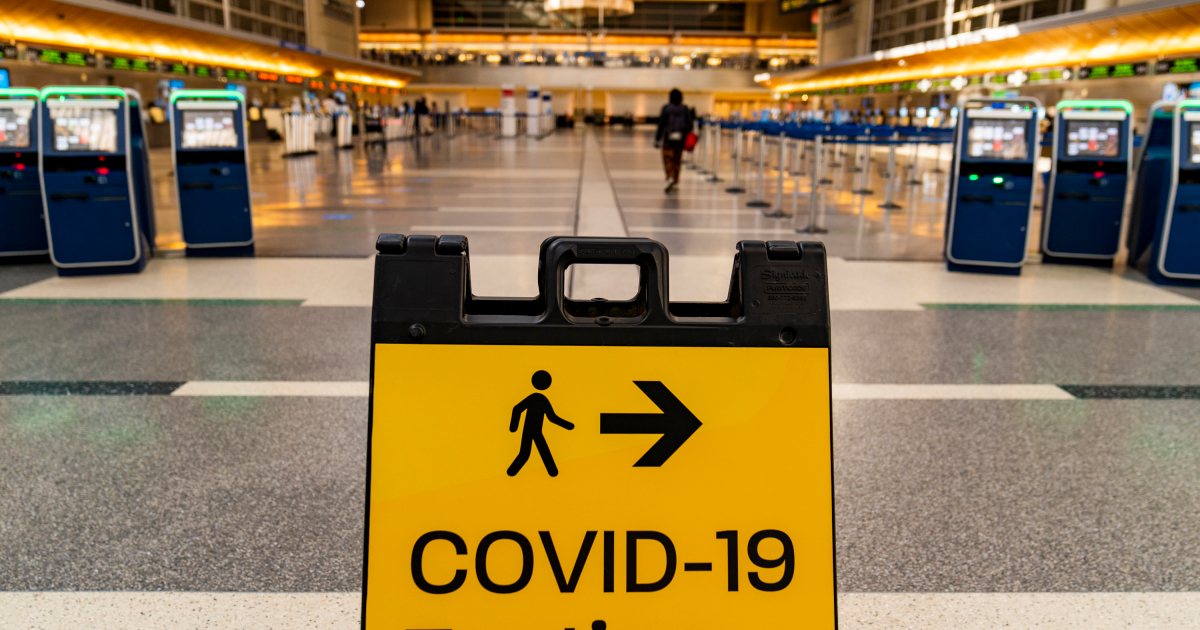 US shortens COVID-19 quarantine in hopes of greater compliance