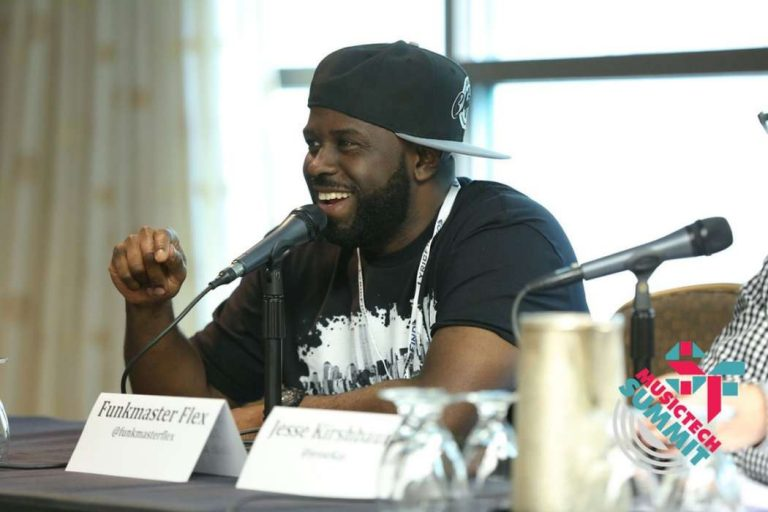 DJ Funkmaster Flex Shows Off Results Of His Liposuction Surgery