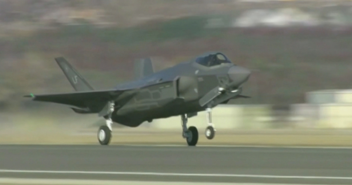 Explainer: What the F-35 sales to UAE could mean for the region