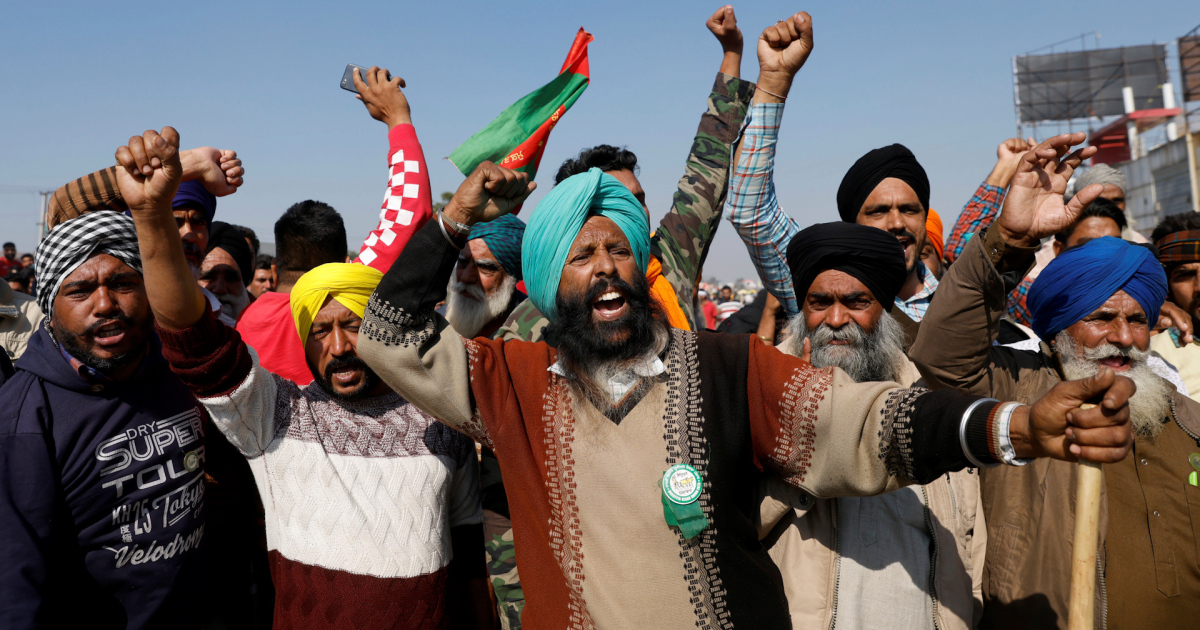 India farmers vow to continue protests