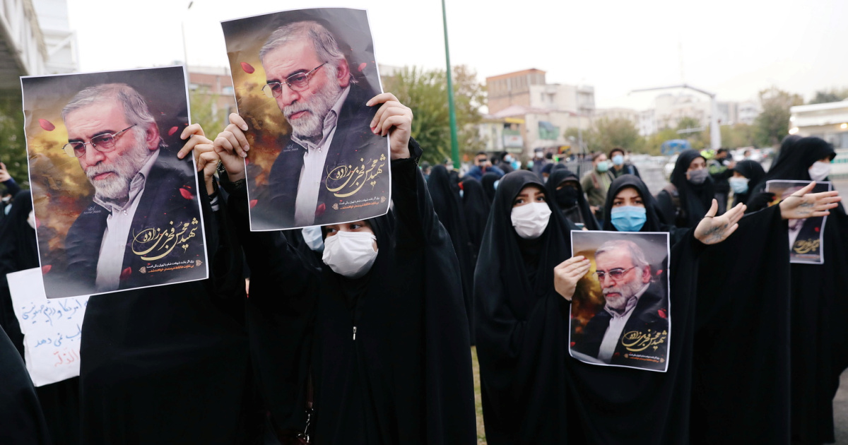 What next for Iran after Fakhrizadeh assassination?