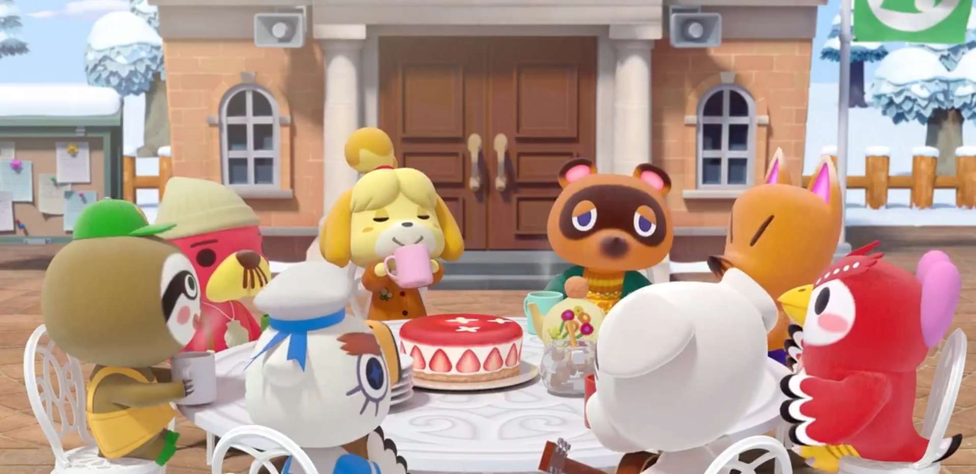 """Animal Crossing: New Horizons Releases """"End Of The Year"""" Recap Video"""