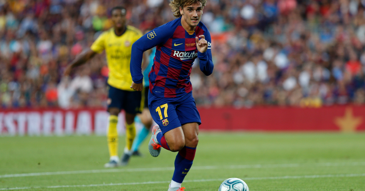 Barcelona star Griezmann cuts Huawei ties over Uighur persecution