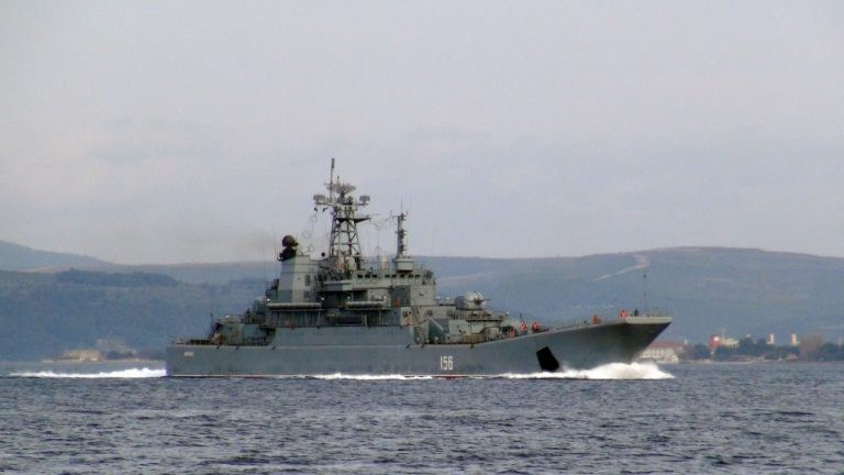 Russian navy to join first drill with NATO members in 10 years