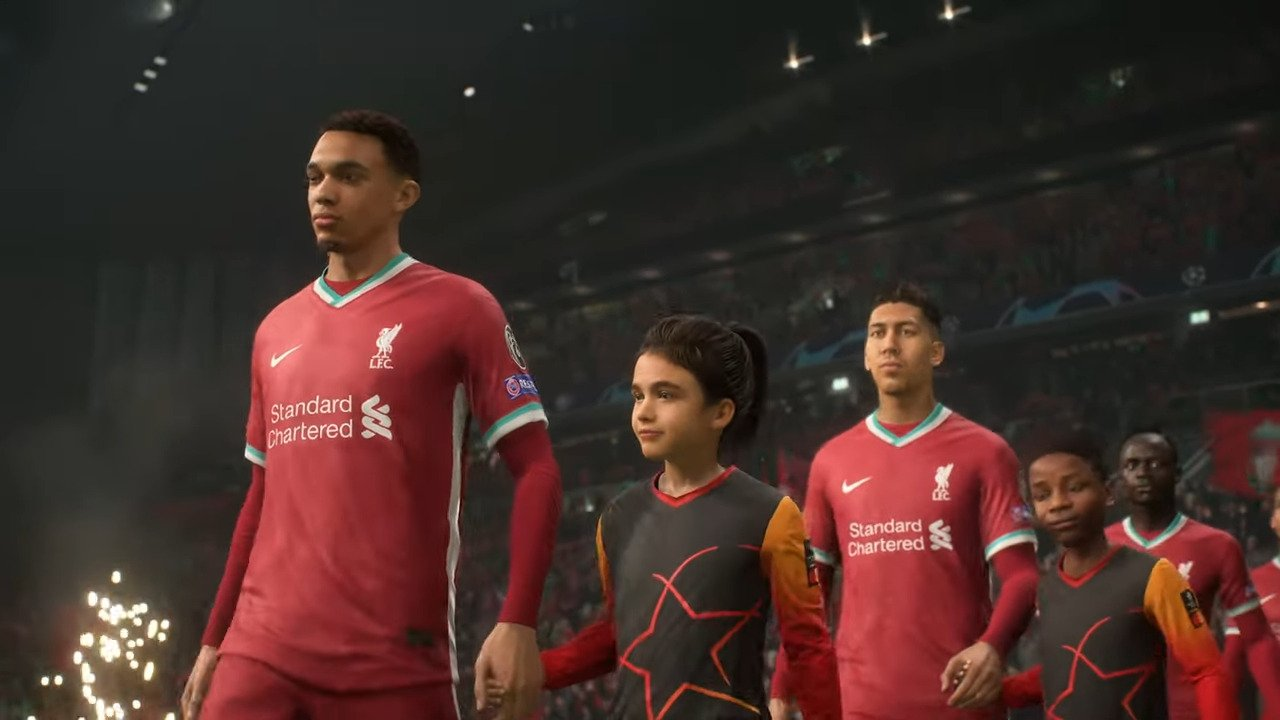 FIFA 21 Next Gen Review On Xbox Series X – Sharper Graphics, The Same Gameplay