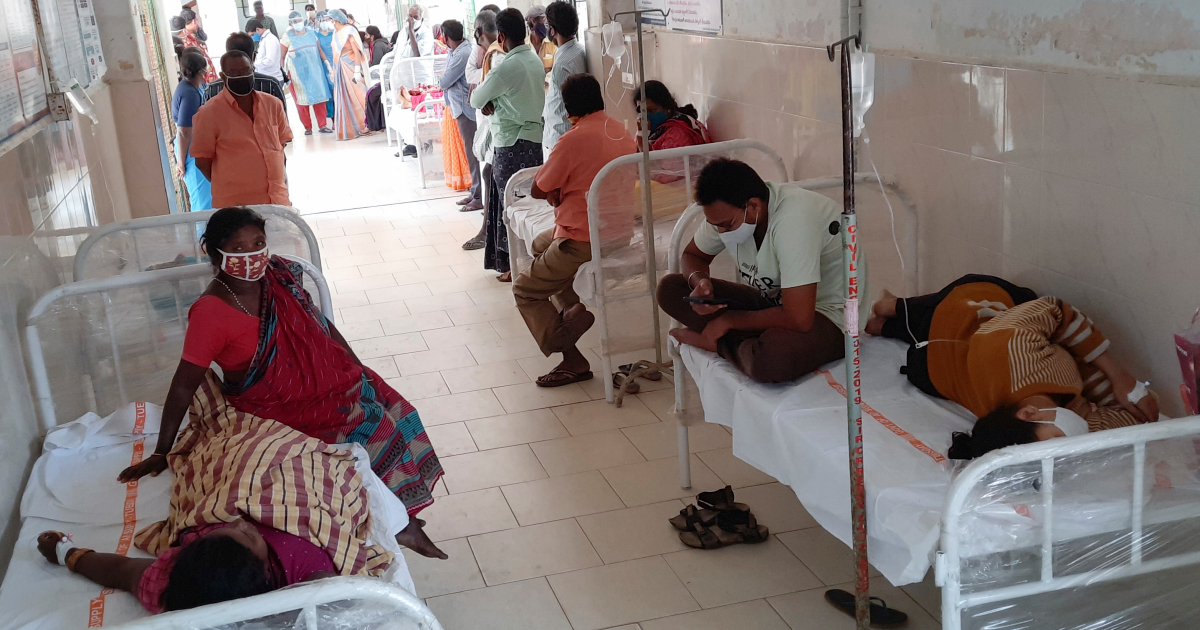 India mystery illness: Lead found in blood samples of patients