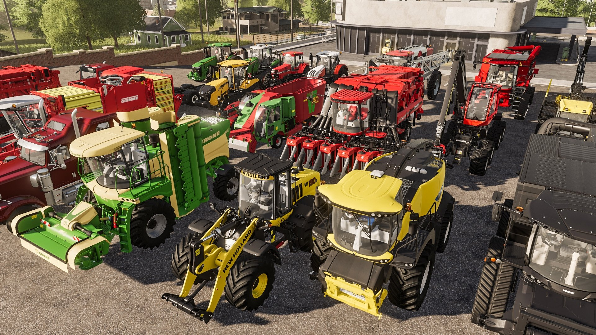 "Farming Simulator Announces Free ""Precision Farming"" DLC For December 8"