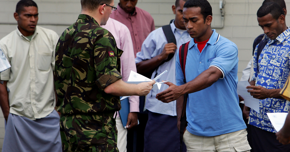 Growing calls to protect Fijian soldiers who served in UK army