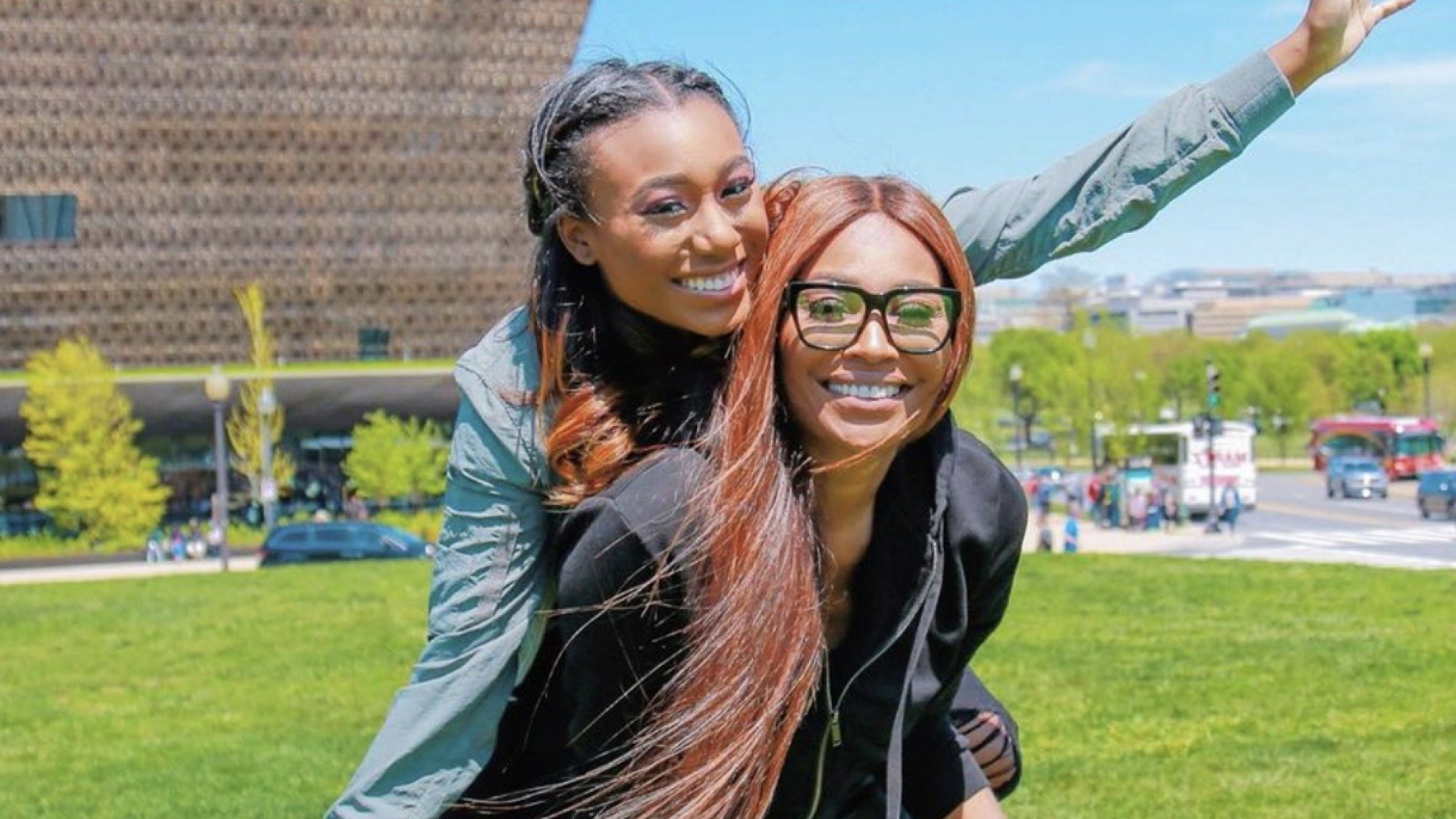 Cynthia Bailey Celebrates The Birthday Of A Special Friend – See Their Photo Together