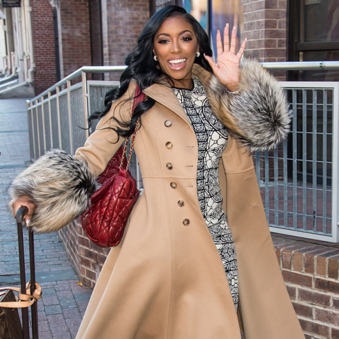 Porsha Williams Addresses A Healthcare Plan In This Recent Video