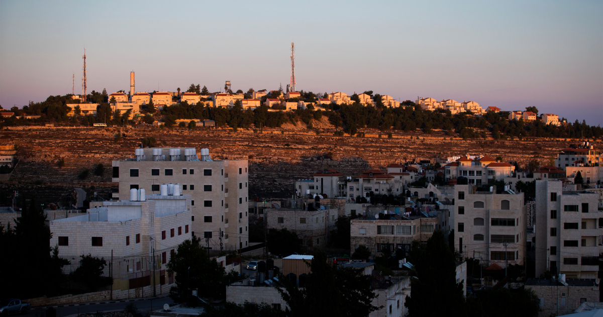 Bahrain open to imports from illegal Israeli settlements