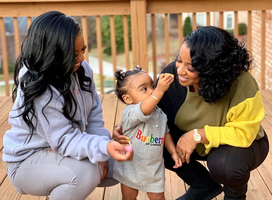 Toya Johnson Shares A Video Featuring Reginae Carter Performing A Song At Her Birthday – Watch It Here