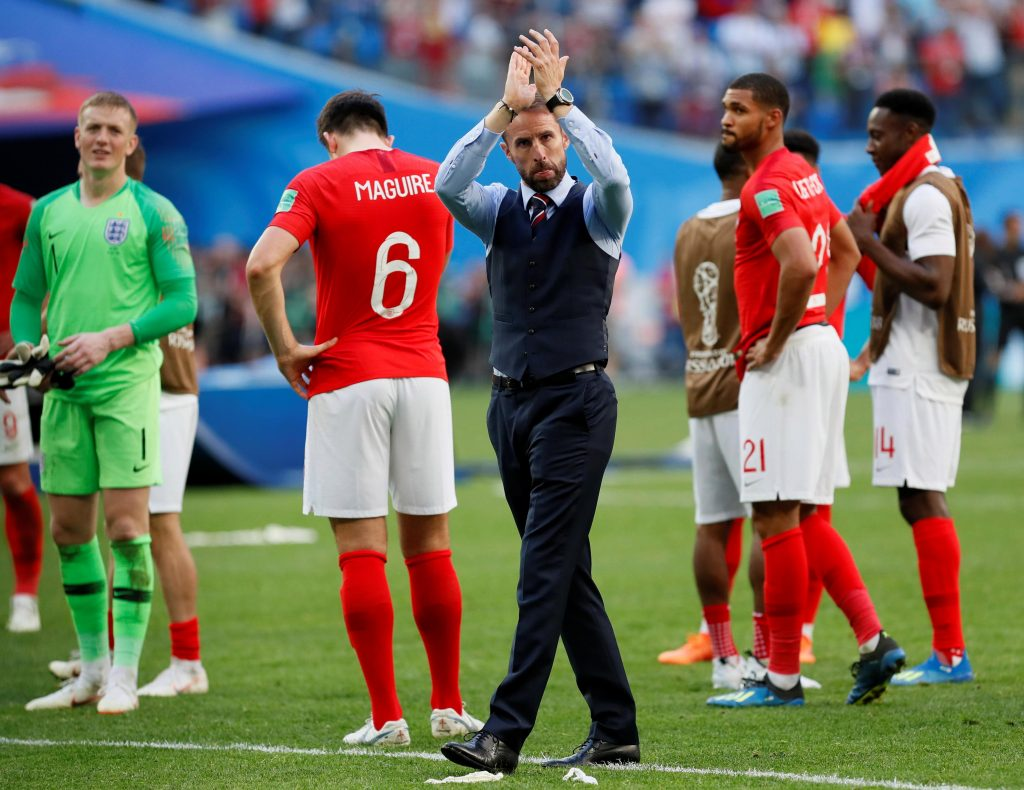 Southgate's heroes did the country proud in Russia
