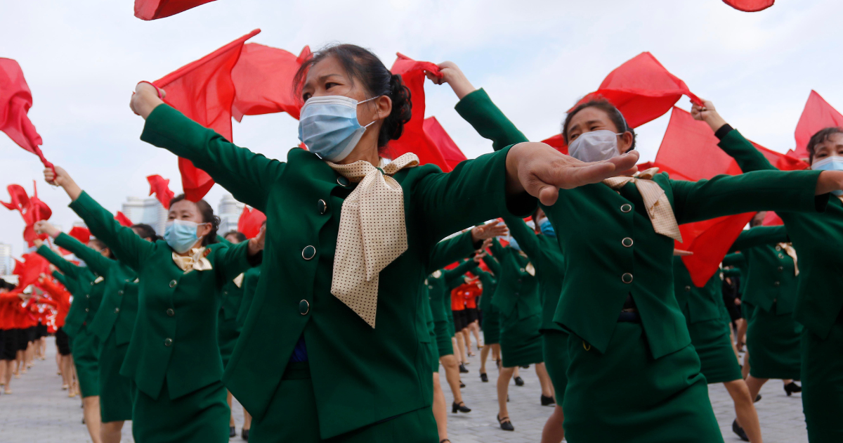 'Reckless': N Korea chides Seoul for doubting zero COVID-19 cases