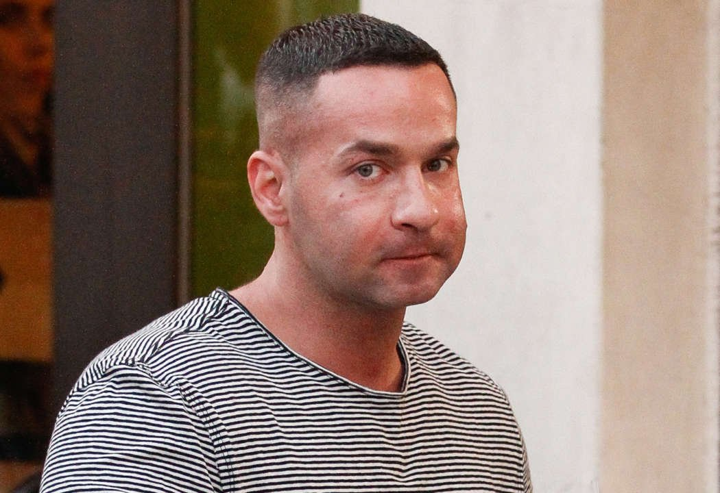 Jersey Shore's Mike Sorrentino In Trouble For Not Completing His Community Service Hours