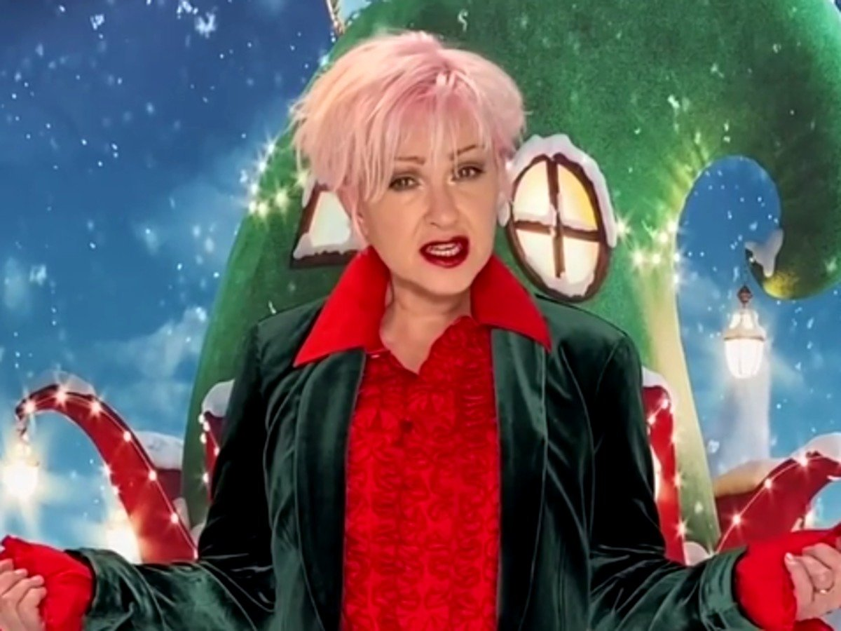 Taylor Swift, Billie Eilish, Adam Lambert, Meg Myers, Dolly Parton, Cher And More Join Cyndi Lauper For Home For The Holidays LGBTQ-Youth Fundraiser